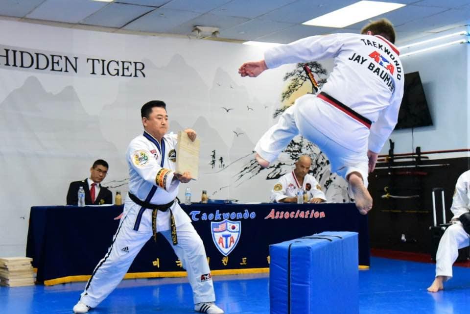 martial art trainer