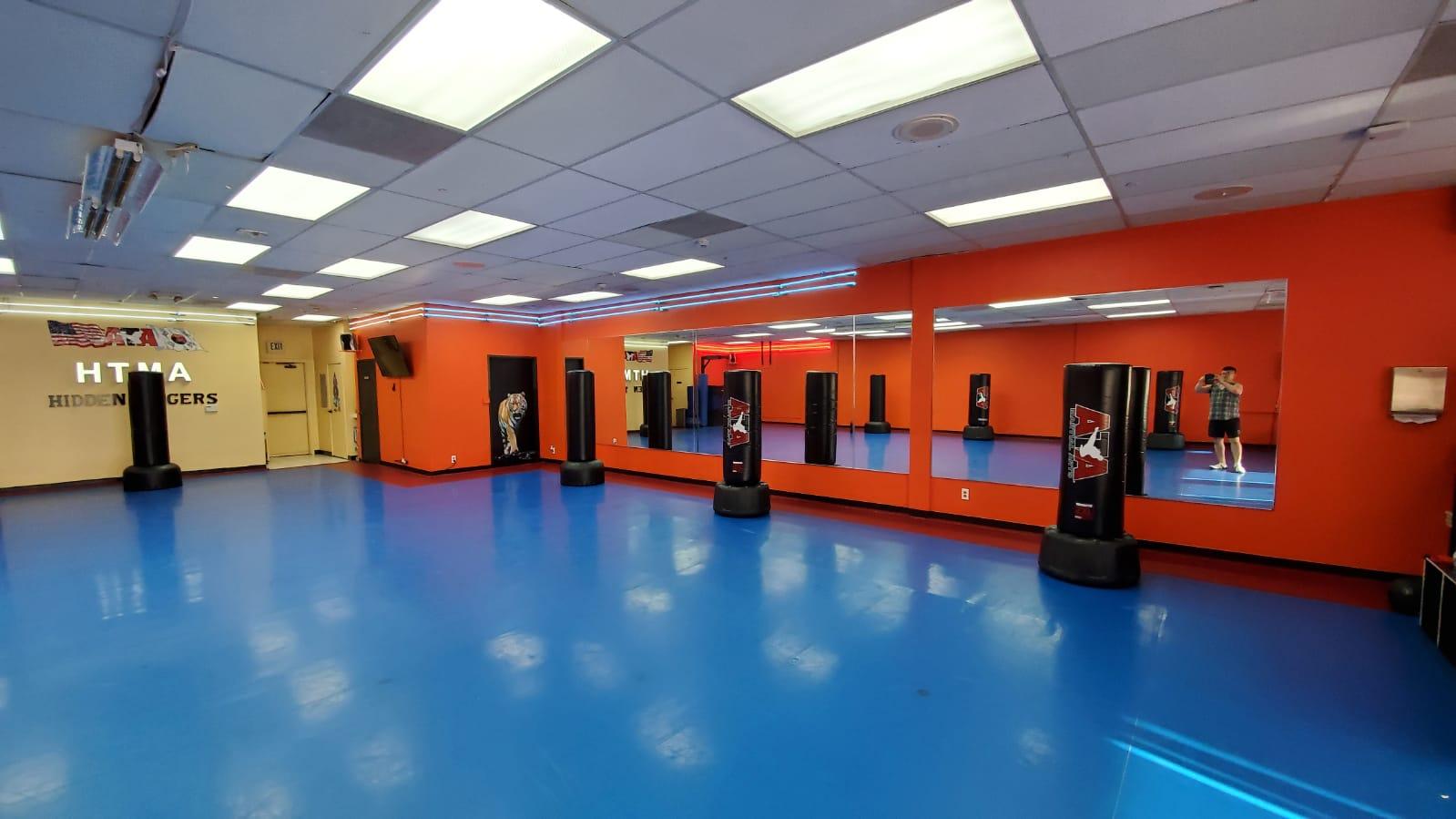 martial art coaching classes