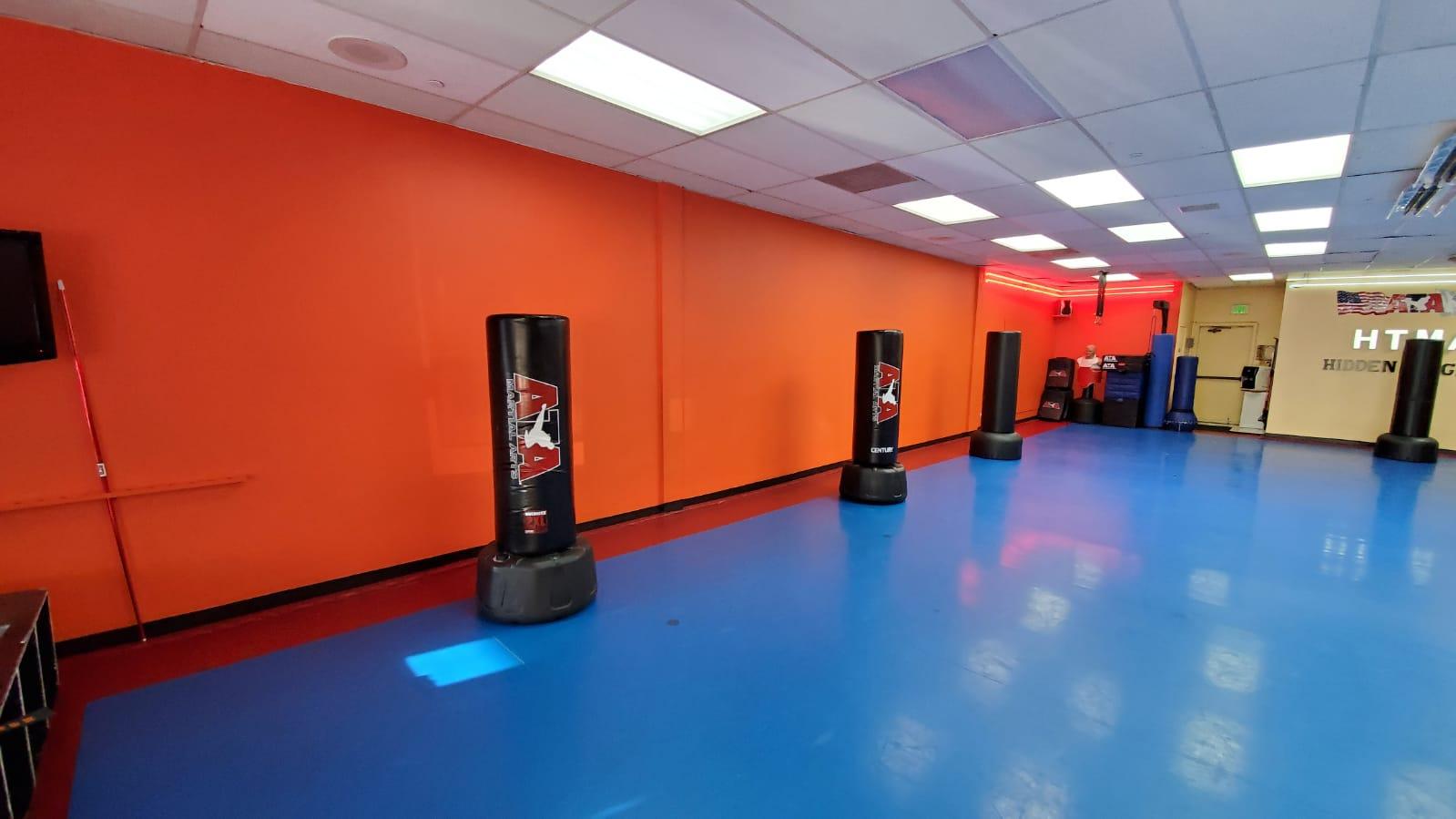 martial art coaching classes in orange