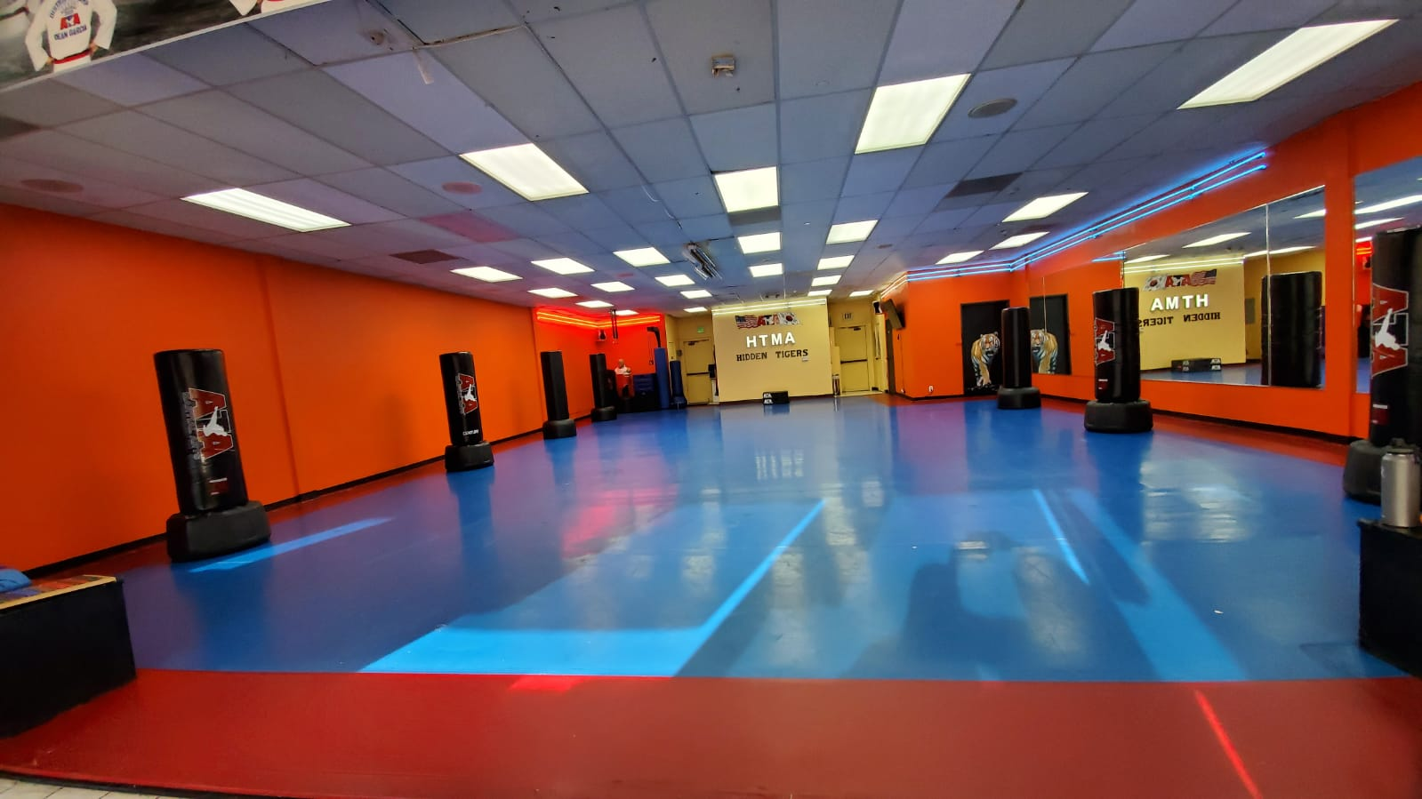 martial arts near me orange