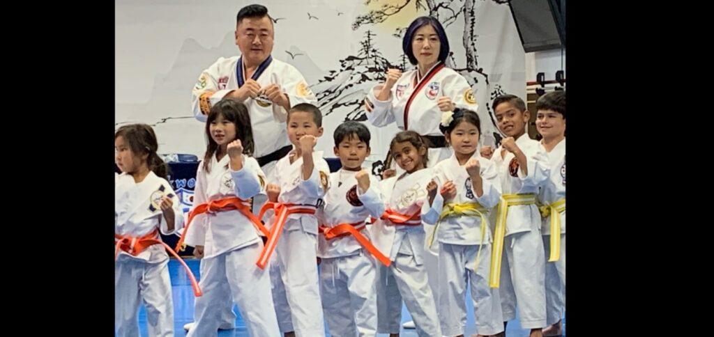martial art in orange CA