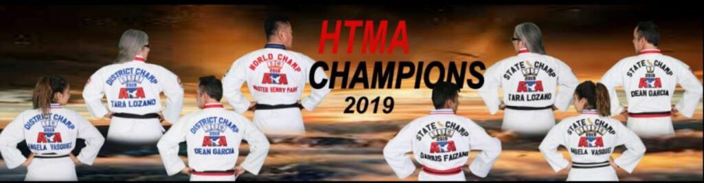 HTMA champions