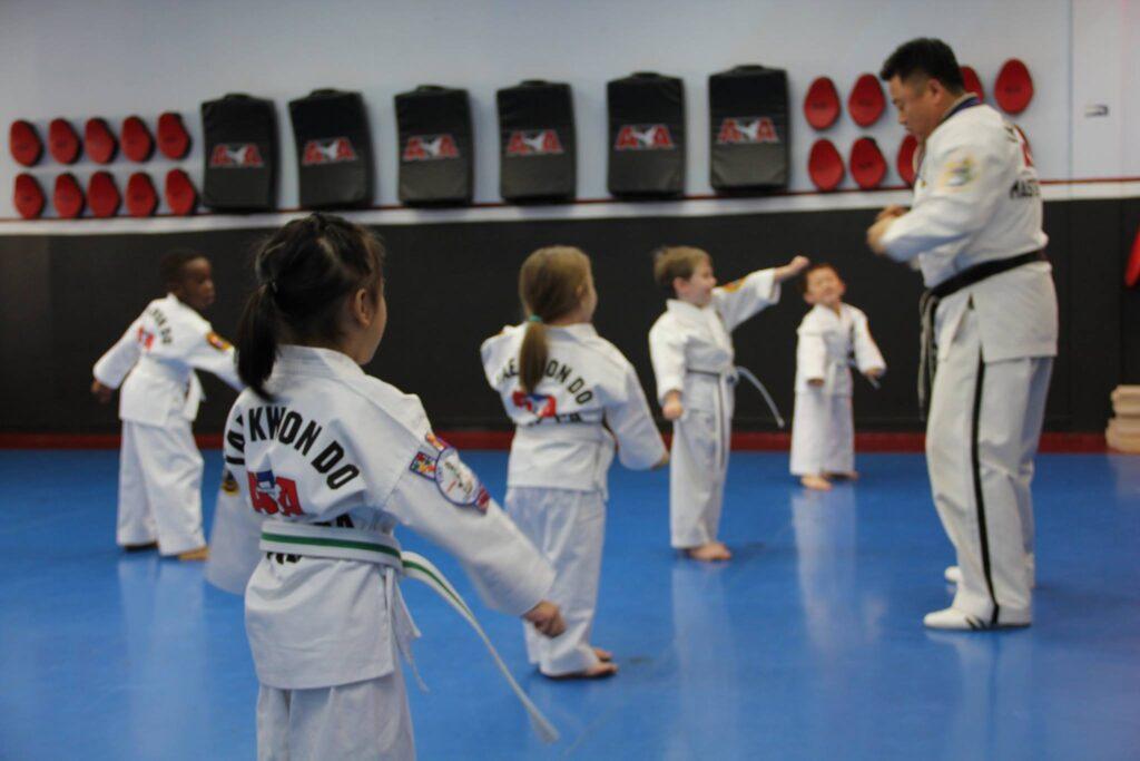teens martial art