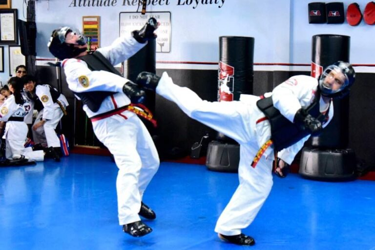 martial art classes for adults