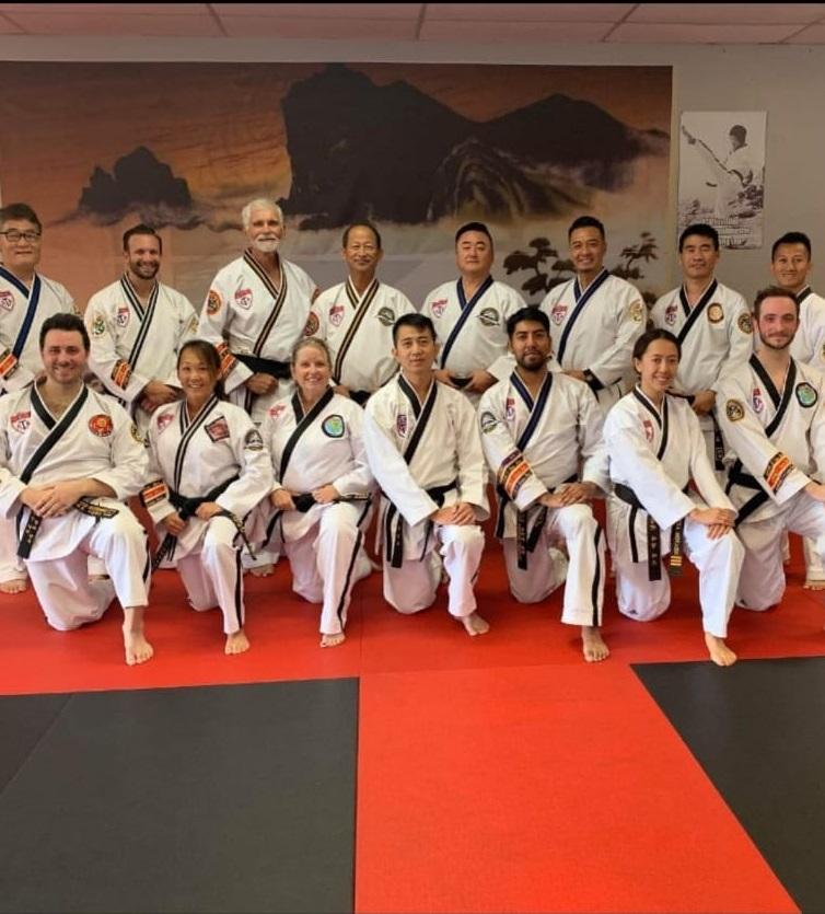 martial arts champions