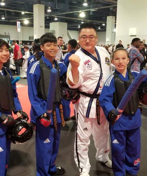martial art training school in orange
